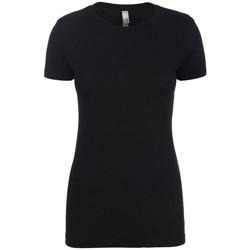 textil Mujer Camisetas manga corta Next Level NX6610 Negro