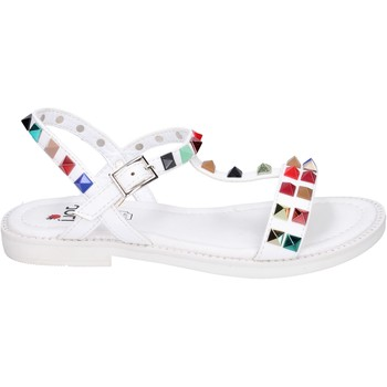 Zapatos Niña Sandalias Joli BK530 Blanco