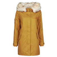 textil Mujer Parkas Only ONLMAY LIFE Mostaza