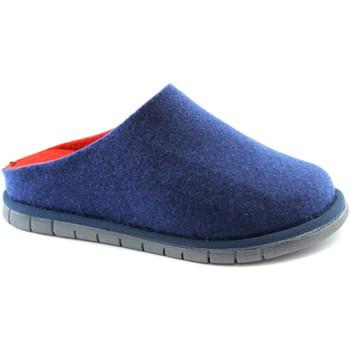 Zapatos Niños Pantuflas Grunland GRU-I20-CI2750-BR Blu