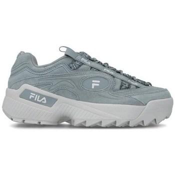 Zapatos Mujer Zapatillas bajas Fila Dformation S Wmn Grises