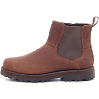 Zapatos Niño Botas de caña baja Timberland - Beatles marrone 0A25T4 MARRONE