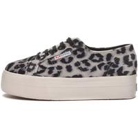Zapatos Mujer Zapatillas bajas Superga - 2790 nero/bco leopard S00GZJ0 2790 A0L NERO