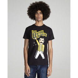 textil Hombre Camisetas manga corta The Untouchables ICON Negro