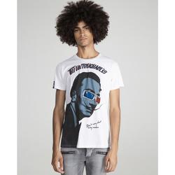 textil Hombre Camisetas manga corta The Untouchables MODERN Blanco