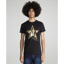 textil Hombre Camisetas manga corta The Untouchables STAR Negro