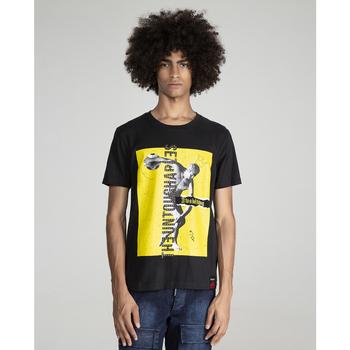 textil Hombre Camisetas manga corta The Untouchables DISCOBALL Negro