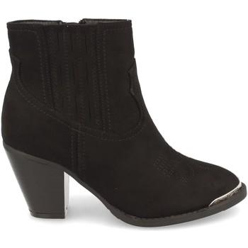 Zapatos Mujer Botines Prisska Y56777 Negro