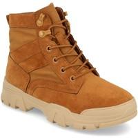 Zapatos Mujer Botines Prisska Y5688 Camel