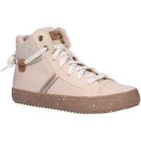 Zapatos Niña Botas de caña baja Geox J944GF 04322 J KALISPERA Beige