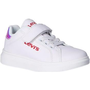 Zapatos Niños Multideporte Levi's VELL0022S ELLIS Blanco