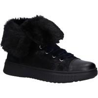 Zapatos Niña Botines Geox J947YB 0MA22 J DISCOMIX Negro