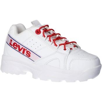 Zapatos Niños Zapatillas bajas Levi's VSOH0050S SOHO Blanco
