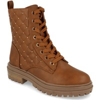 Zapatos Mujer Botines Buonarotti 1CE-0418 Camel