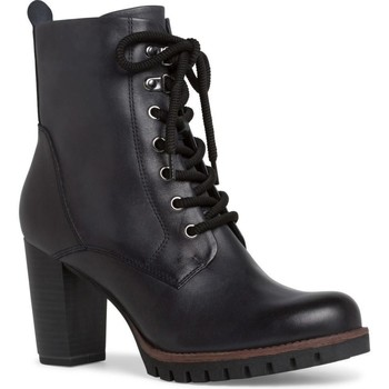 Zapatos Mujer Botines Marco Tozzi Botines Tacones Altos Negro An Black