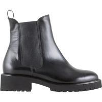Zapatos Mujer Botines Högl Misión Schwarz Black