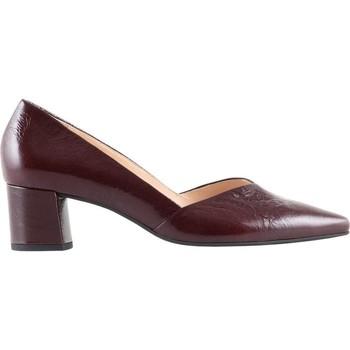 Zapatos Mujer Zapatos de tacón Högl Miel Bordo Red