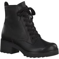 Zapatos Mujer Botines Marco Tozzi Botines Tacones Medio Negro An Black