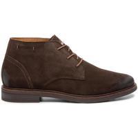 Zapatos Hombre Botas de caña baja Salamander Sarato Brown Brown