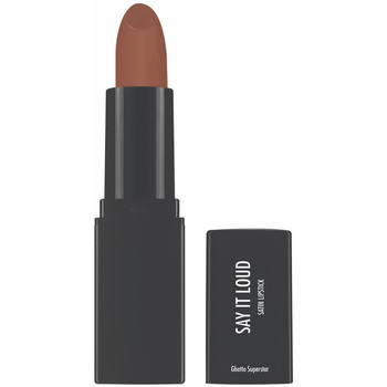 Belleza Mujer Pintalabios Sleek Say It Loud Satin Lipstick ghetto Superstar 1,16 g