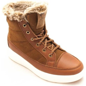 Zapatos Mujer Botas de nieve Panama Jack Raquel B6 Beige
