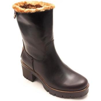 Zapatos Mujer Botas de nieve Panama Jack Piola Brk B1 Marrón