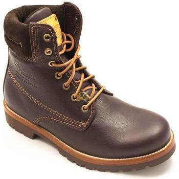 Zapatos Hombre Botas de caña baja Panama Jack Panama 03 C25 Marrón