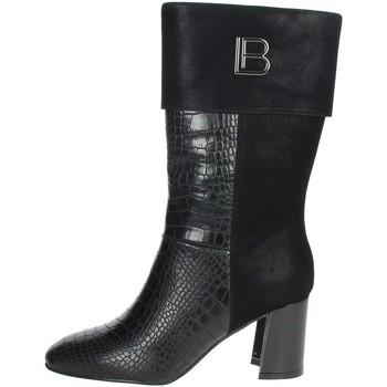 Zapatos Mujer Botas urbanas Laura Biagiotti 6589 Negro