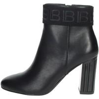 Zapatos Mujer Botines Laura Biagiotti 6583 Negro