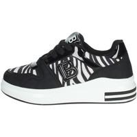 Zapatos Mujer Zapatillas bajas Laura Biagiotti 6408 Negro/Blanco