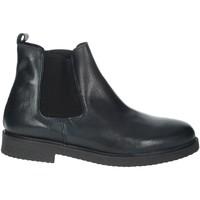 Zapatos Hombre Botas de caña baja Free Time 05 Azul