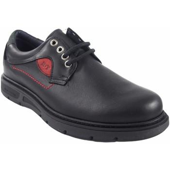Zapatos Hombre Derbie Riverty Zapato caballero  617 negro Negro
