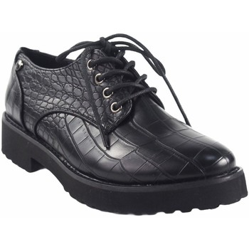 Zapatos Mujer Derbie D'angela Zapato señora  18127 drb negro Negro