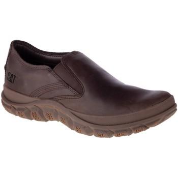 Zapatos Hombre Mocasín Caterpillar Fused Slip ON Marrón