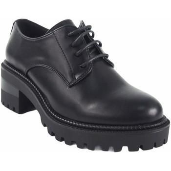 Zapatos Mujer Derbie D'angela Zapato señora  18194 dri negro Negro