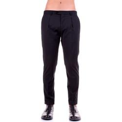 textil Hombre Pantalones con 5 bolsillos Manuel Ritz 2930PR1818-203535 Negro