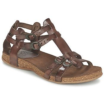 Zapatos Mujer Sandalias Kickers ANA Marrón
