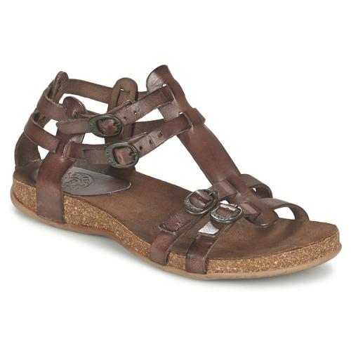 Los últimos zapatos de descuento para hombres y mujeres Zapatos especiales Kickers ANA Marrón