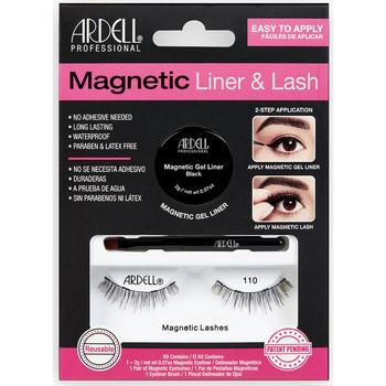 Belleza Mujer Máscaras de pestañas Ardell Magnetic Liner & Lash 110 Liner +