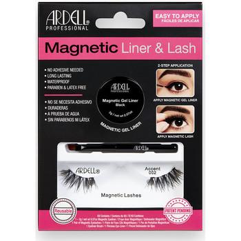 Belleza Mujer Máscaras de pestañas Ardell Magnetic Liner & Lash Accent  Liner +  2 lashes
