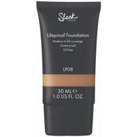 Belleza Mujer Base de maquillaje Sleek Lifeproof Foundation lp08 30 ml