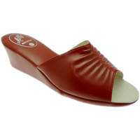 Zapatos Mujer Zuecos (Mules) Milly MILLY1805ros rosso