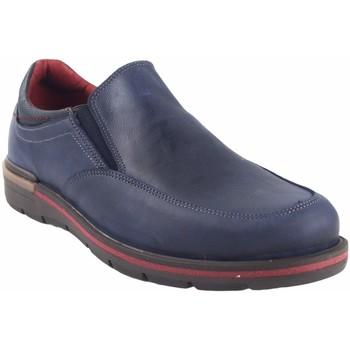 Zapatos Hombre Multideporte Riverty Zapato caballero  726 azul Azul