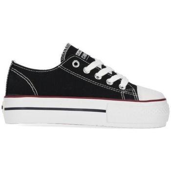 Zapatos Niña Zapatillas bajas Chika 10 CITY UP KIDS 01N Negro/Black