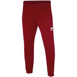textil Pantalones de chándal Errea Pantalon  nevis 3.0 bordeaux