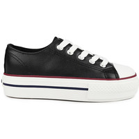 Zapatos Niña Zapatillas bajas Chika 10 CITY UP KIDS 03N Negro/Black/Pu