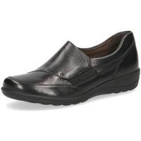 Zapatos Mujer Mocasín Caprice Pisos Casual Cerrados Negro Black