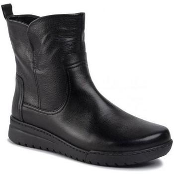 Zapatos Mujer Botas de caña baja Ara Dakota St Black