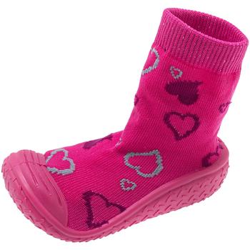 Zapatos Niña Pantuflas Chicco - Morbidotti fuxia 01064721-150 FUXIA