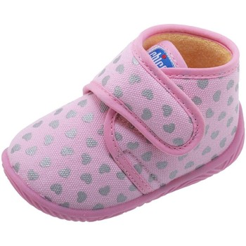 Zapatos Niño Pantuflas Chicco - Taxo rosa 01064761-110 ROSA